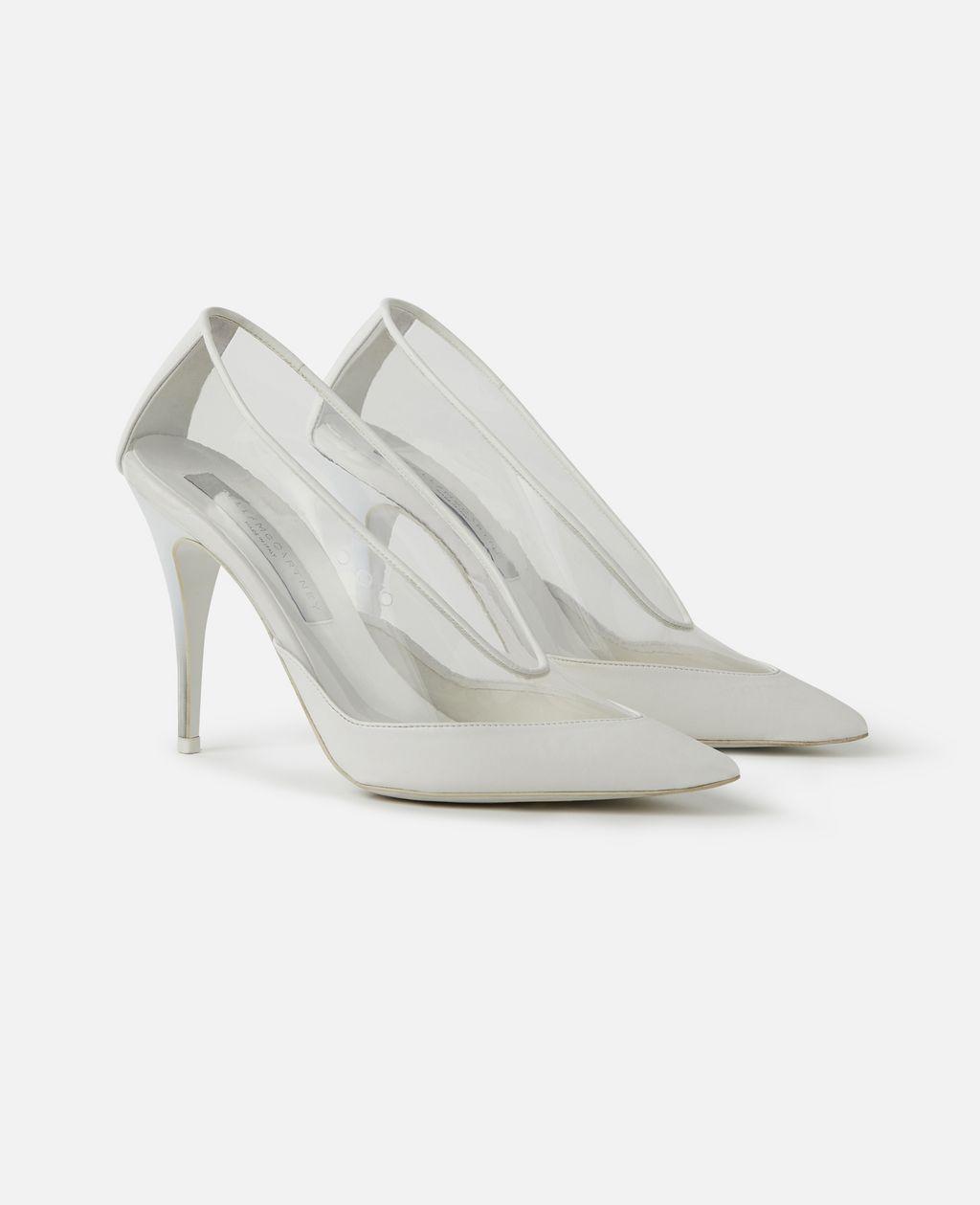 Schuhe völlig transparent super stilvoll