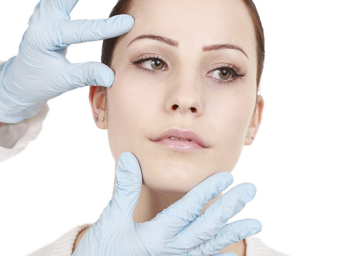 Falten entfernen Hautpflege