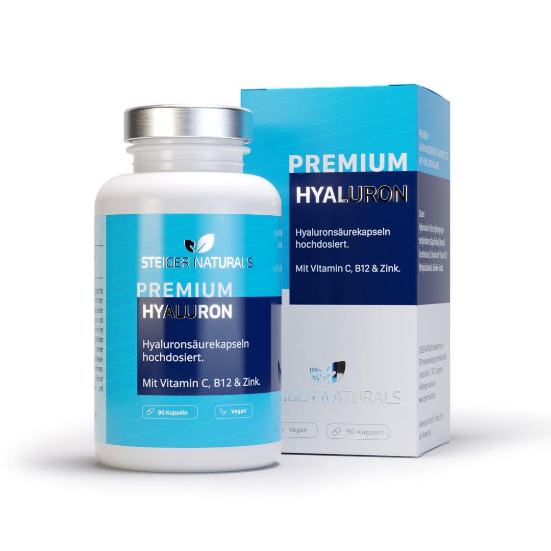 Hyaluronsäure Kapseln Gelenkbeschwerden