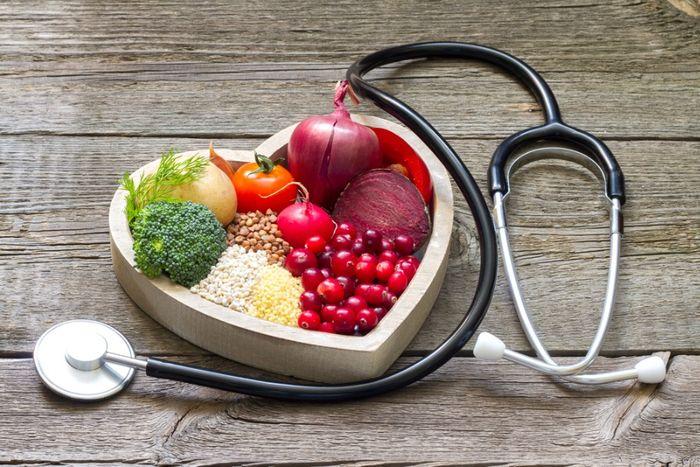 sich gesund ernähren