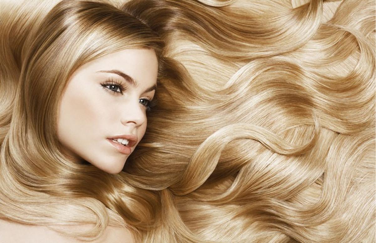 Haarmaske selber machen Rezepte für gesundes Haar