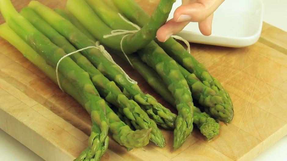 Kochtipps Grünspargel