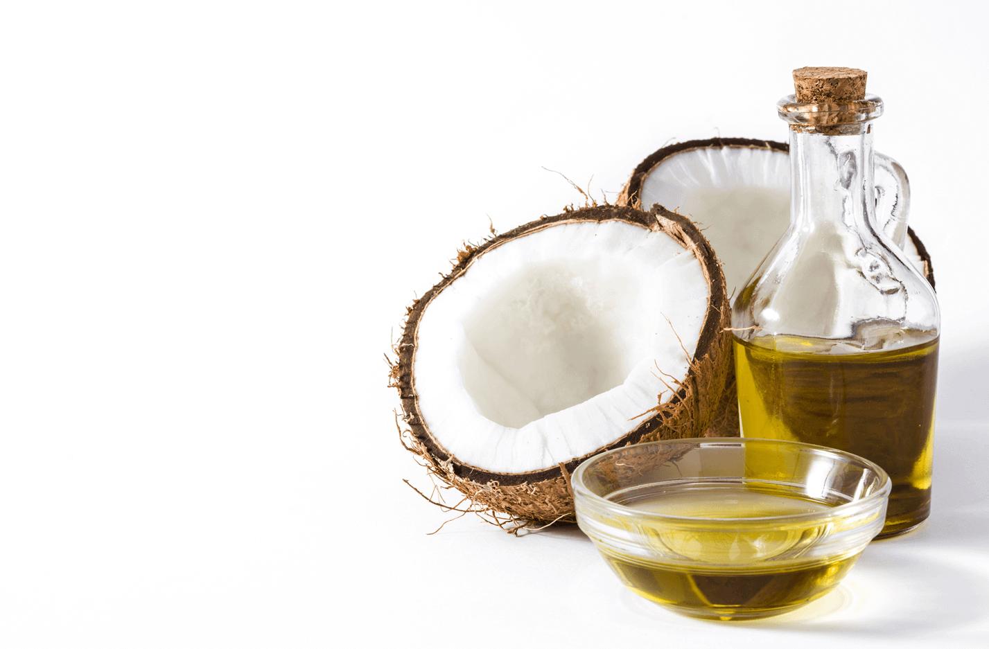 Kokosöl Wirkung Haarpflege