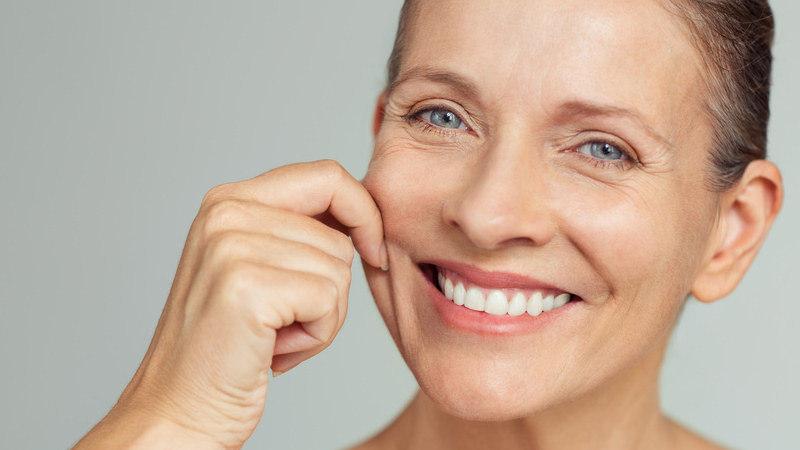 Hautalterung Tipps Hautpflege