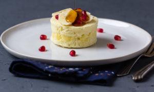 japanische Pfannkuchen servieren tolle Vorschläge