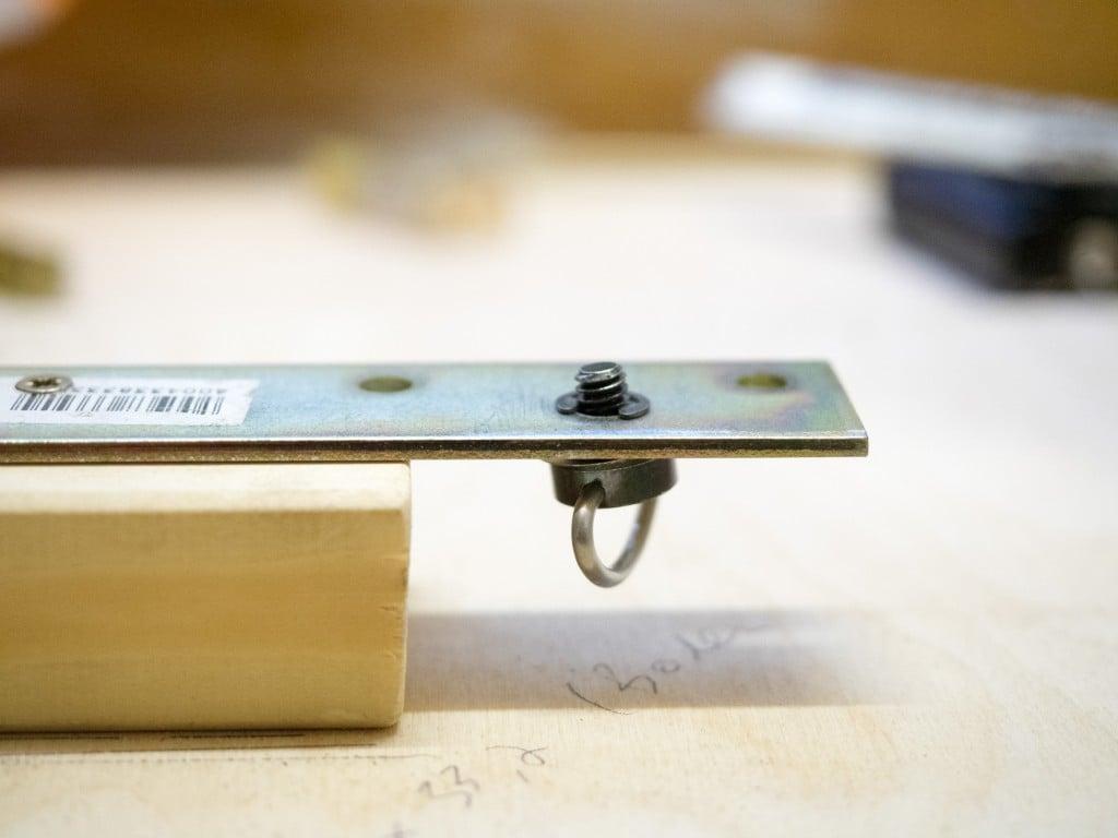 Fotobox selber bauen Kamera befestigen schlaue Idee