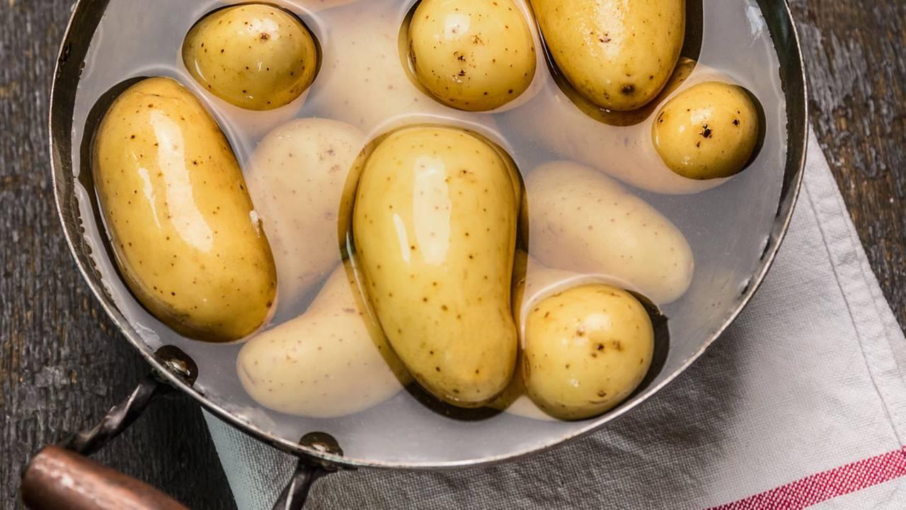Kartoffeln kochen richtige Zubereitung Schritt für Schritt