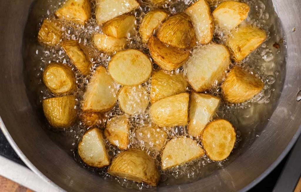 Kartoffeln kochen braten Tipps