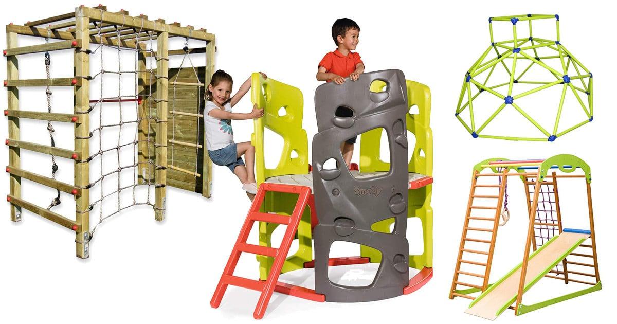 Klettergerüst Kinder verschiedene Designs