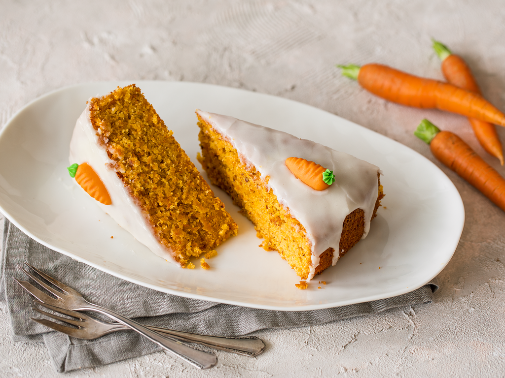 Karottenkuchen zubereiten Rezeptideen