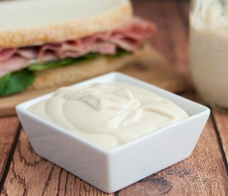 Mayonnaise selber machen das klassische Rezept