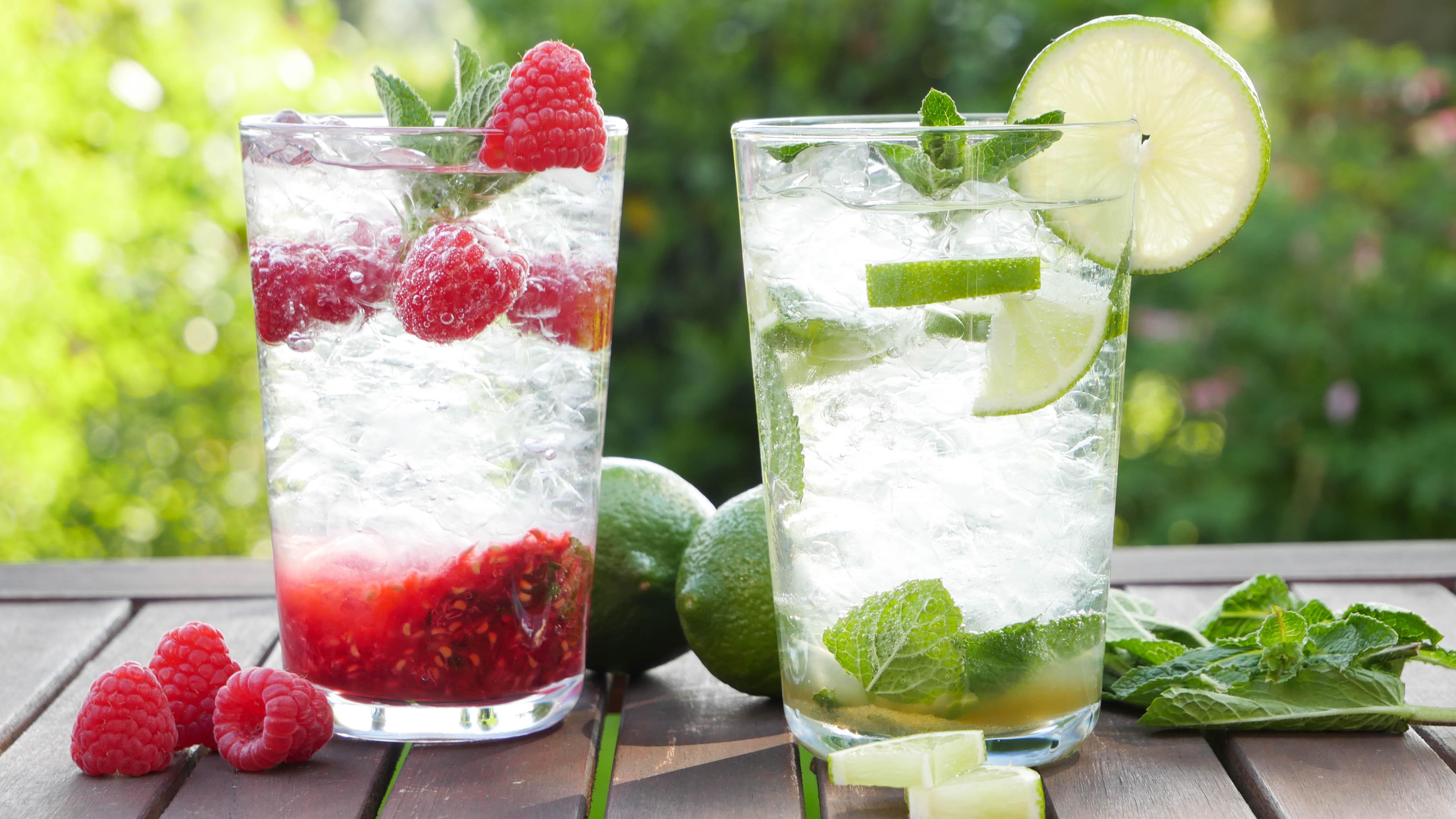 Sommercocktails leckere Rezepte