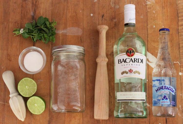 Mojito Rezept Zutaten nützliche Tipps