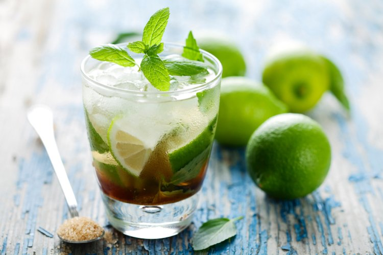 Mojito Rezept mit und ohne Alkohol