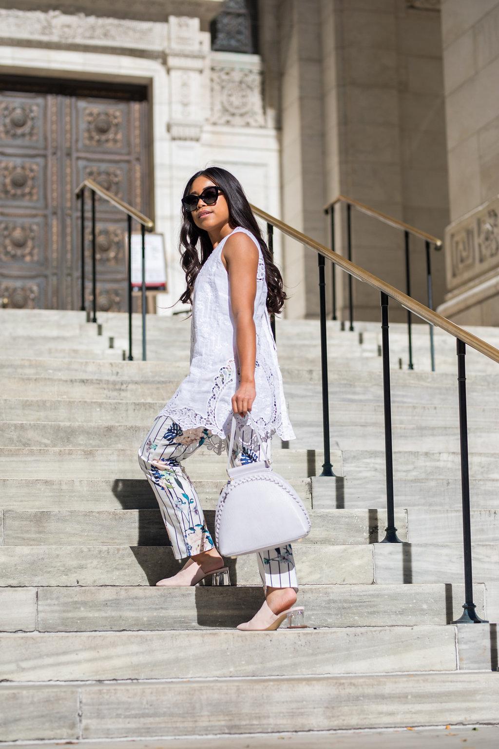 elegante Mules transparent angesagt Sommer