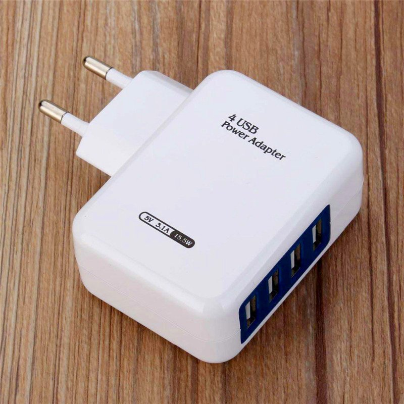 USB Multiport Ladegerät Handy Tablet