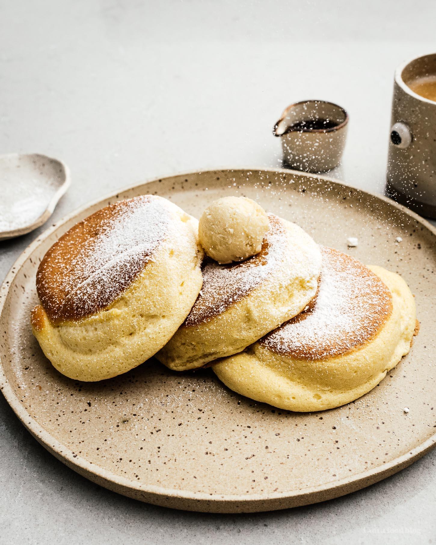 japanische Pfannkuchen zubereiten Anleitung