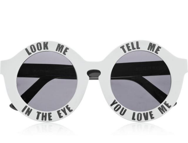 Retro Brillen für Damen runde Gläser