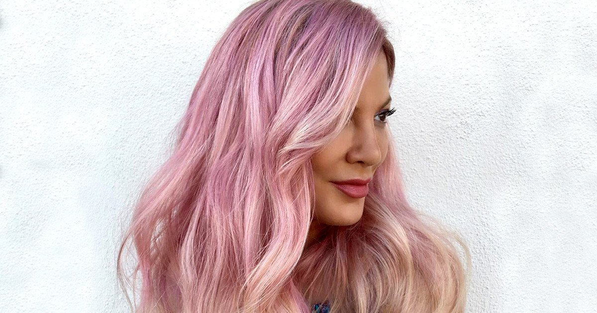 pastellrosa Haare trendy wirklich süß