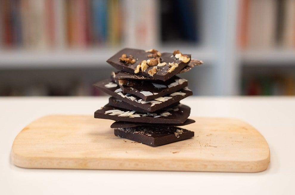 selbstgemachte Schokolade abschmecken Ideen