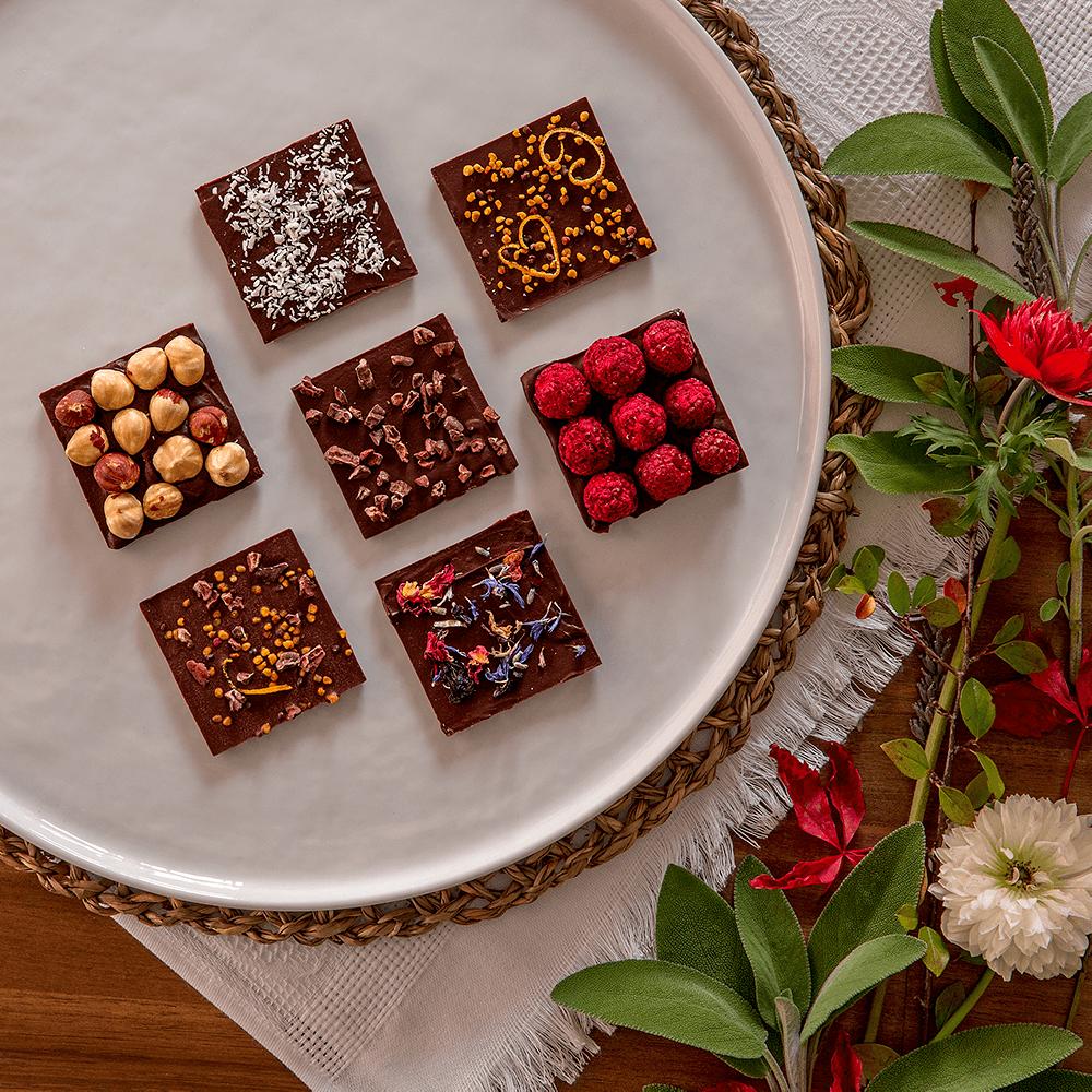 Schokolade selber machen und beliebig verfeinern Rezepte