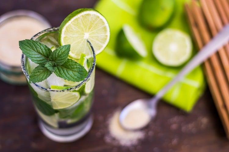 Mojito Rezept erfrischendes Sommergetränk