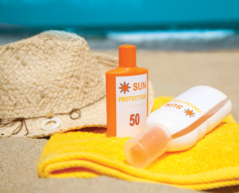 Sonnenschutzcreme verwenden je nach dem Hauttyp
