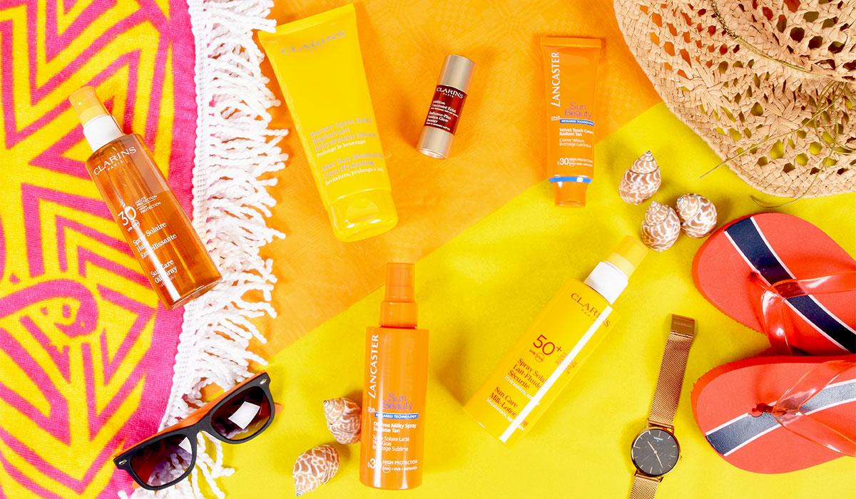Sonnenschutz Sommer nützliche Tipps Kosmetik