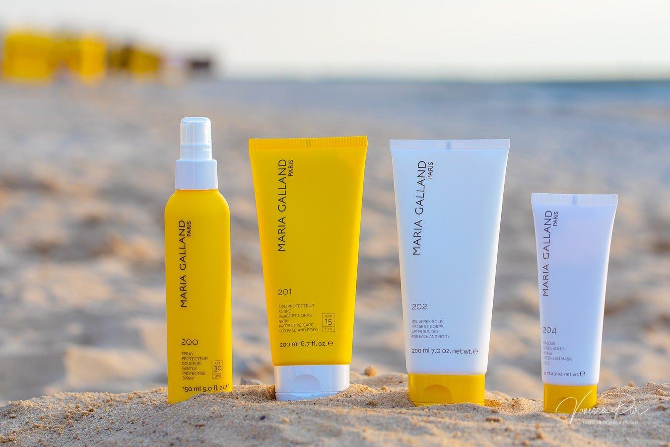 Sonnenschutzprodukte auswählen Sonnenbrand vermeiden