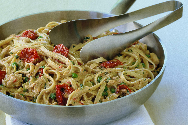 Nudeln mit Thunfisch leckere Spaghetti selber machen