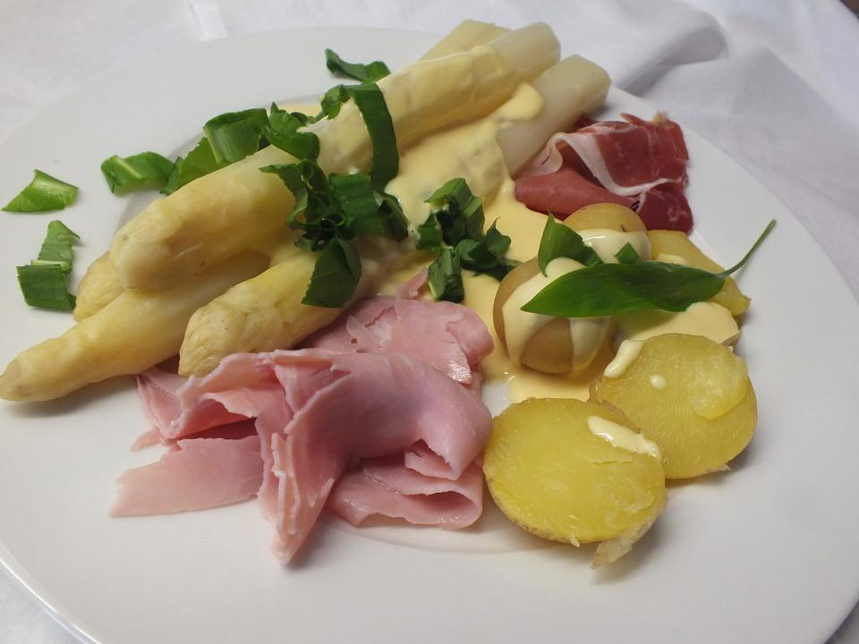 Gerichte mit Sauce Hollandaise tolle Ideen