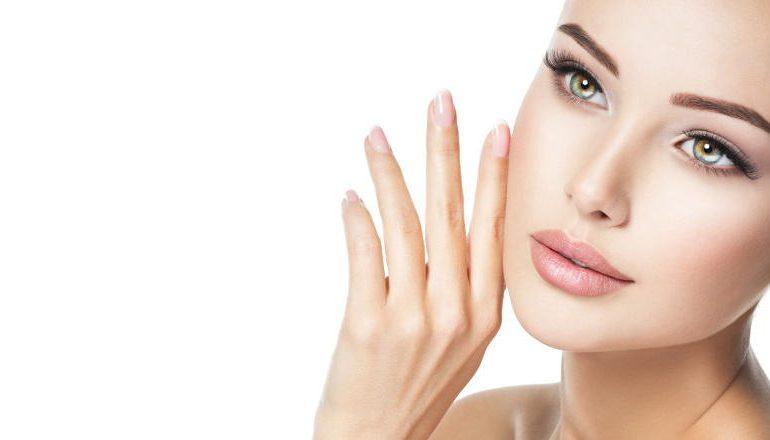 Hyaluronsäure für junge Haut