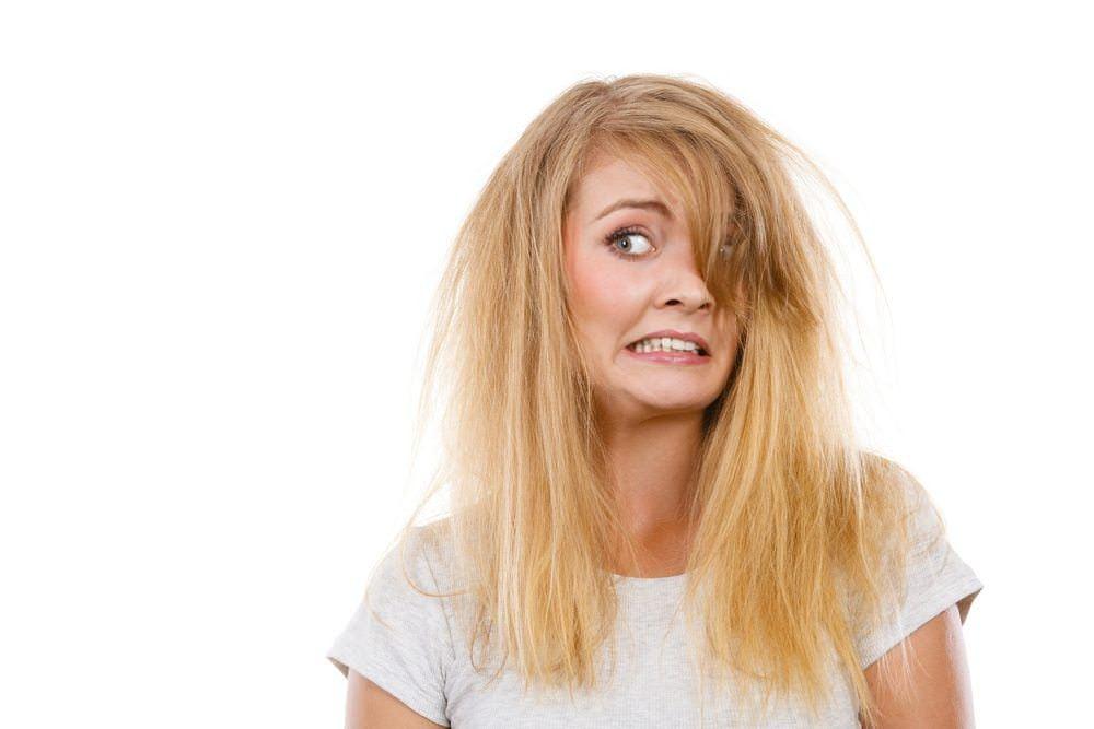 Haarmaske selber machen für strapaziertes Haar