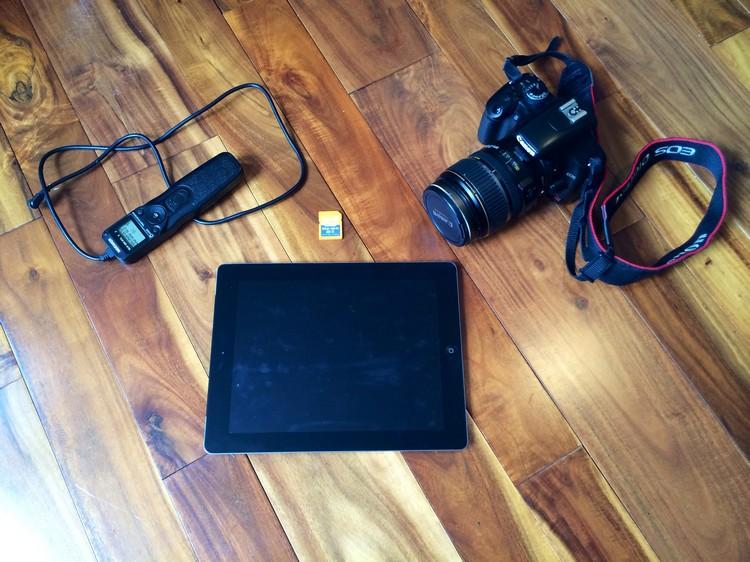Fotobox selber bauen nötige Technik