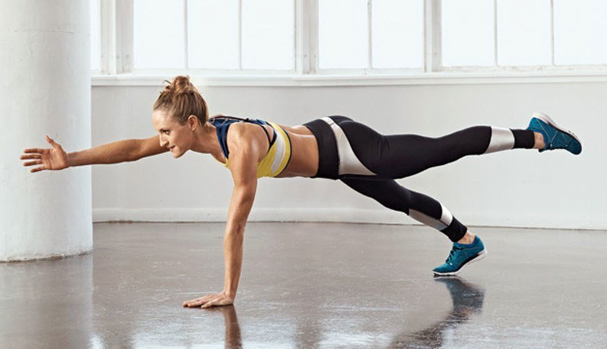 Fitness Abs Workout