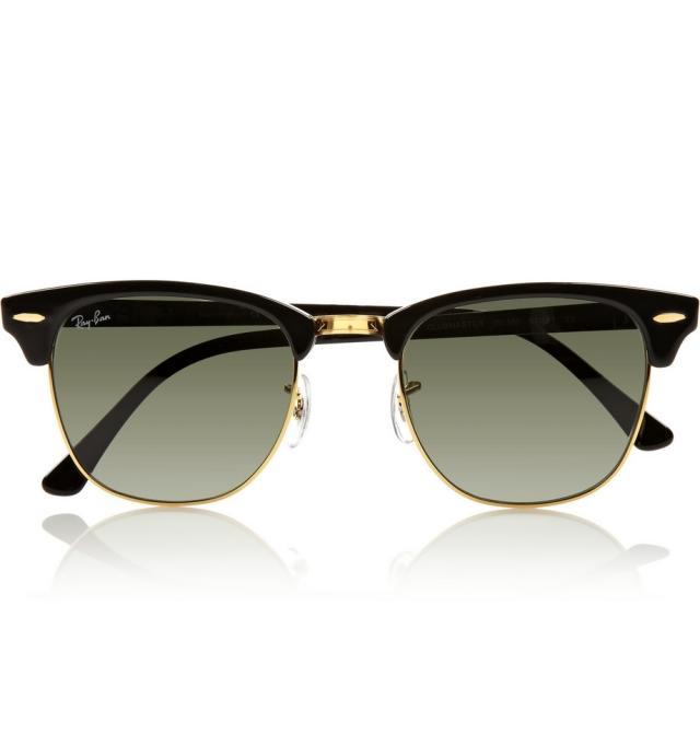 Sonnenbrille dünnes Metallgestell eleganter Look
