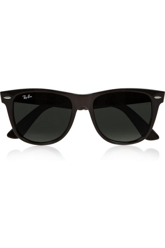 Sonnenbrille unisex schwarz
