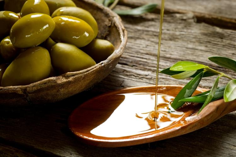 vegane Mayo mit Olivenöl