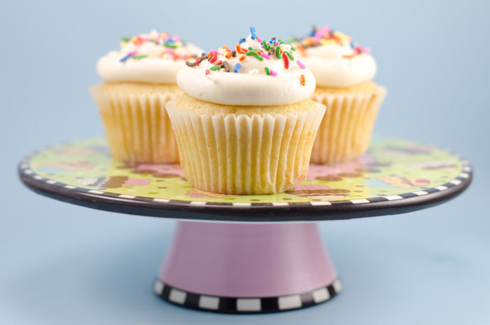 Cupcakes selber zubereiten Rezepte vegan