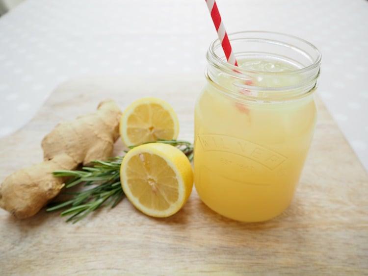 Virgin Mojito Rezept Ginger Ale