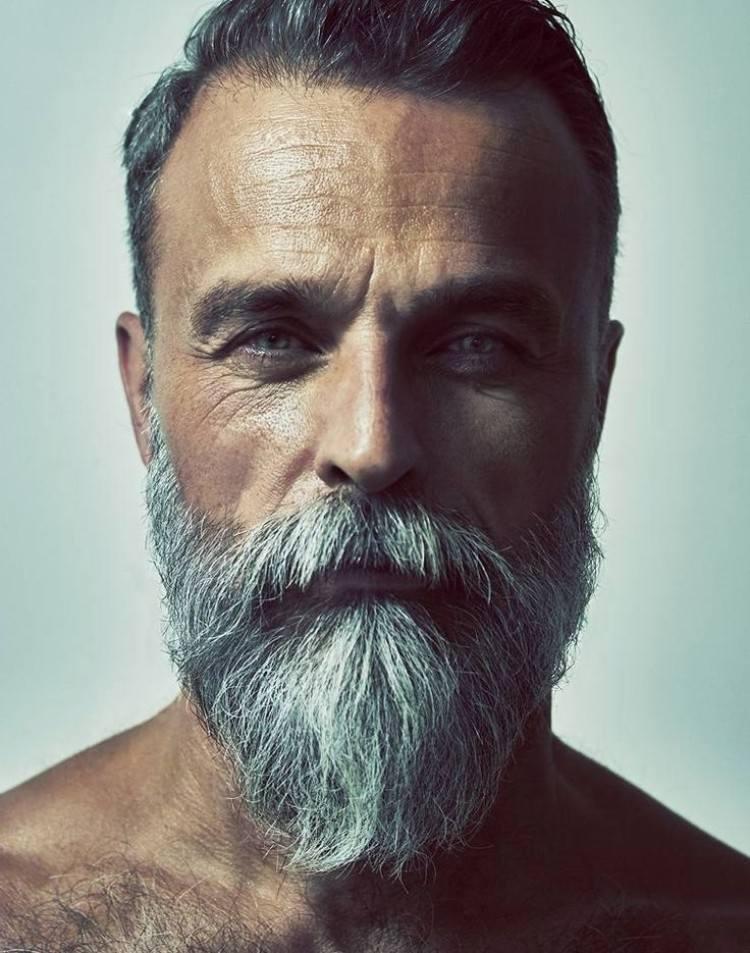 Bartpflege Vollbart Herren