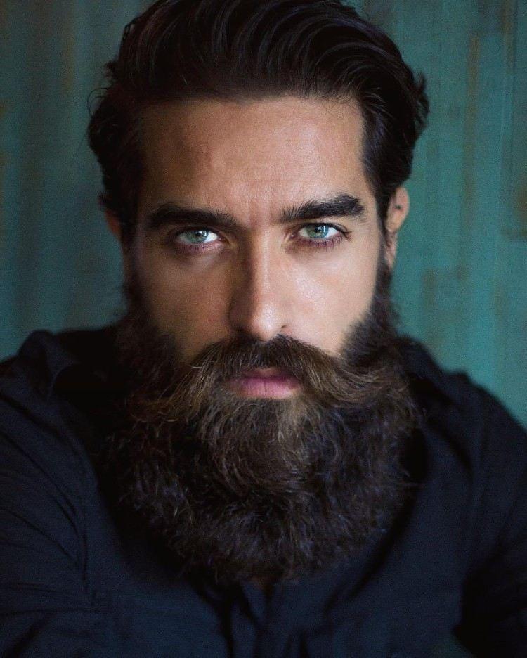 Bartpflege stilvoller Look Tipps