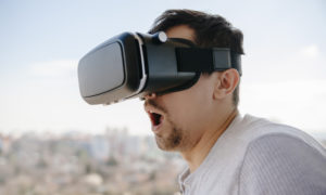China Gadgets VR-Brille
