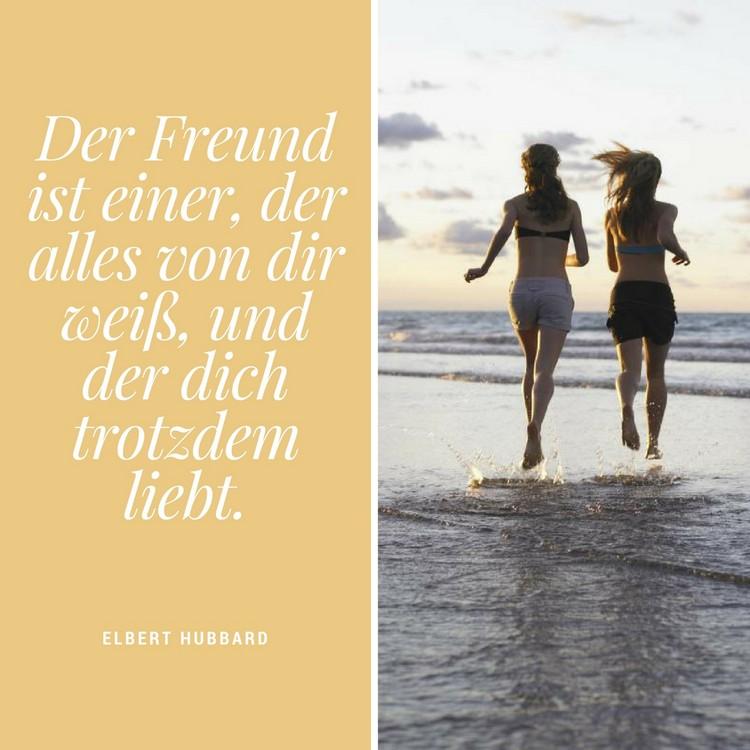 BFF Sprüche und Zitate über Freundschaft