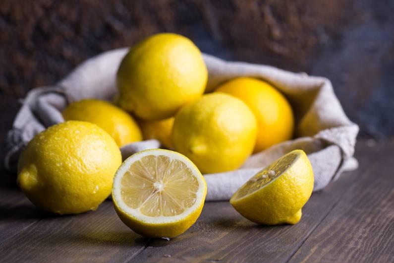 Zitronen Vorteile Gesundheit