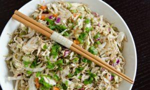 Yum Yum Salat selber zubereiten