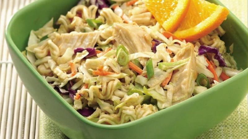 Yum Yum Salat abschmecken Tipps