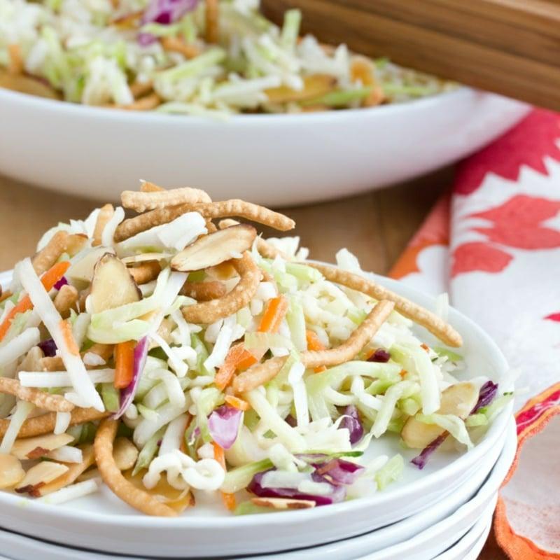 gesunde Salate Asia