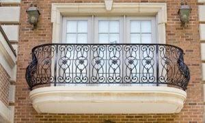 Balkonverkleidung moderne Ideen