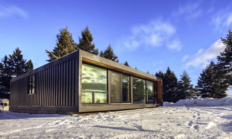 Container Haus Baugenehmigung